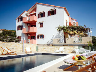 apartments martina primošten jadran